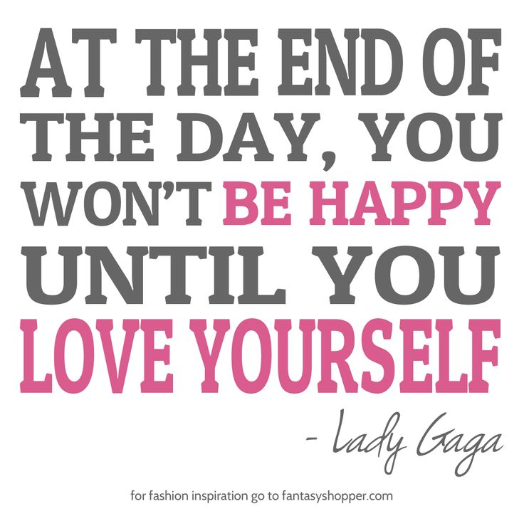 Get inspired by quotes from Lady Gaga #inspiration #confidence