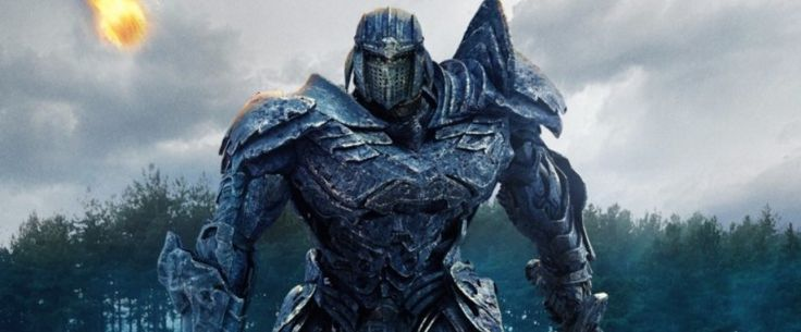 A Paramount liberou hoje (09) um novo pôster de Transformers: O Último Cavaleiro, nele podemos ver um bobozão alienígena em traje samurai gigante