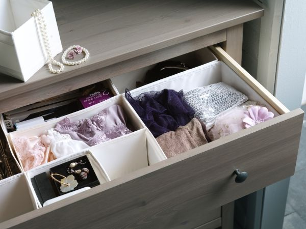 Small Space Organization For Your Inner Fashionista The