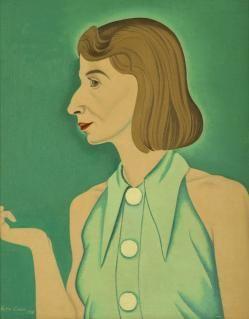 Cleopatra, 1938, Rita Angus