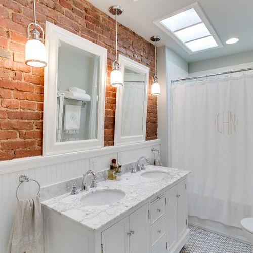 Die besten 25+ Unterbauwaschbecken Ideen auf Pinterest Weiße - wandgestaltung im badezimmer