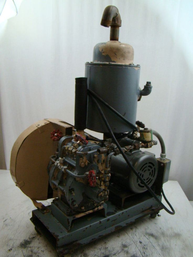 Kinney Belt Drive Vacuum Pump KS13 #Kinney