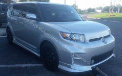 2015 Toyota SCION xB  * Custom Window Tint * 409B MOTIV Magellan Wheels (18x8 / 5x4.50 / +42 offset) * 225x40ZR18 Nitto Tire NT850 Plus * Custom Painted Spoiler