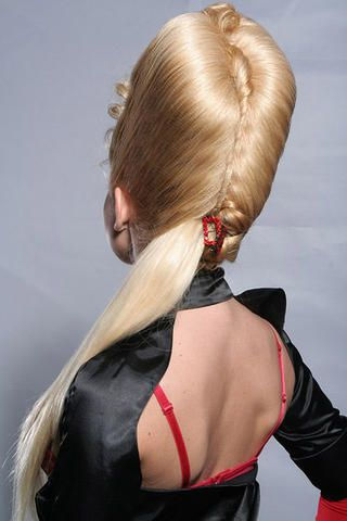 lovely hairdo creations