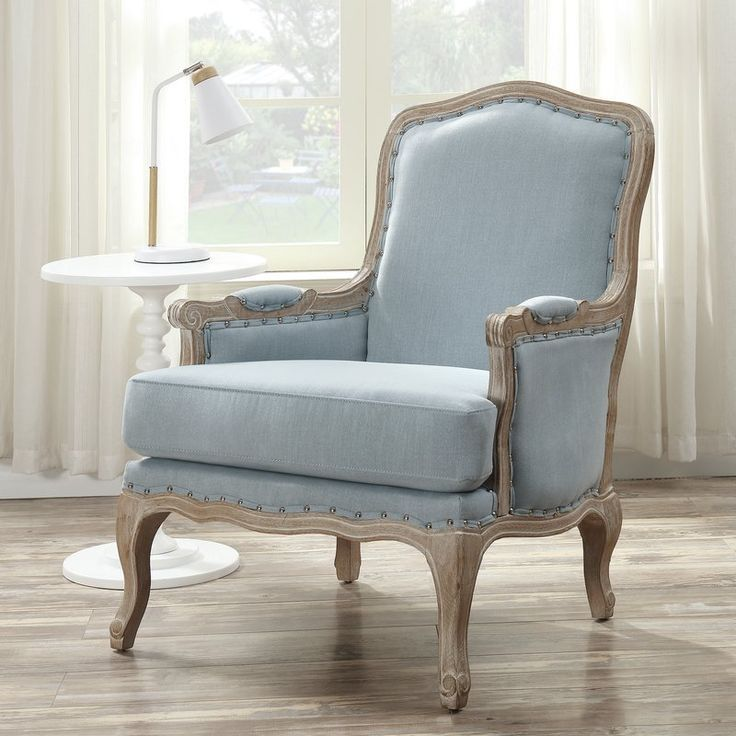 Wanted Two Super Comfortable Farmhouse Armchairs Living Room