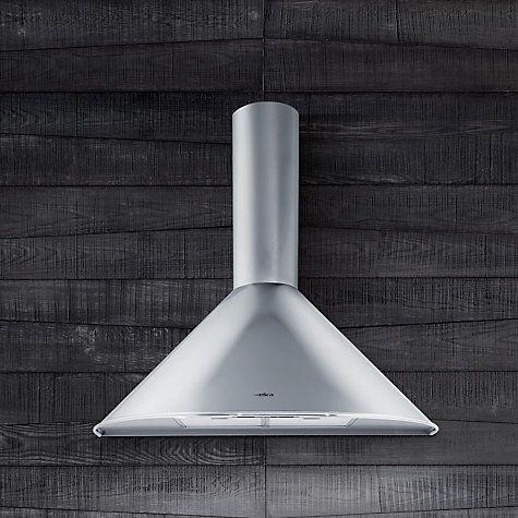 Buy Elica Tonda 90 Chimney Cooker Hood, Stainless Steel Online at johnlewis.com