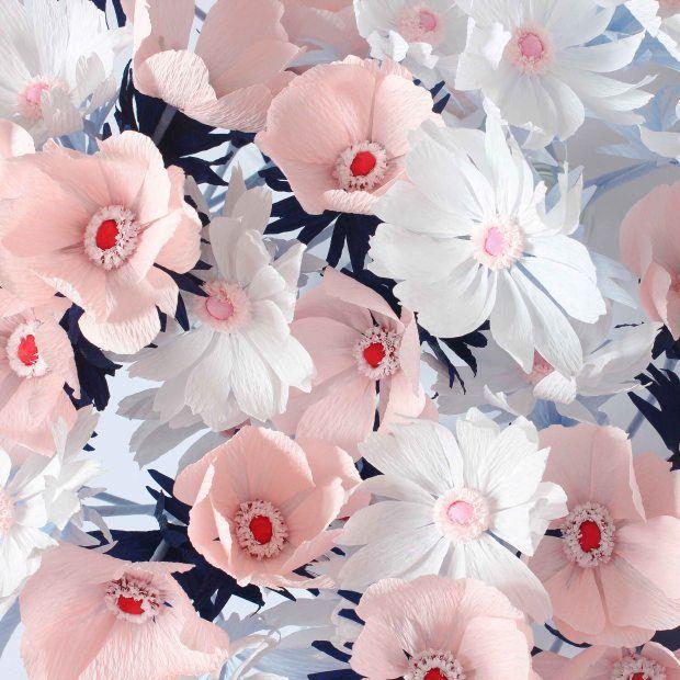 A Petal Unfolds Paper Flowers for kikki.K