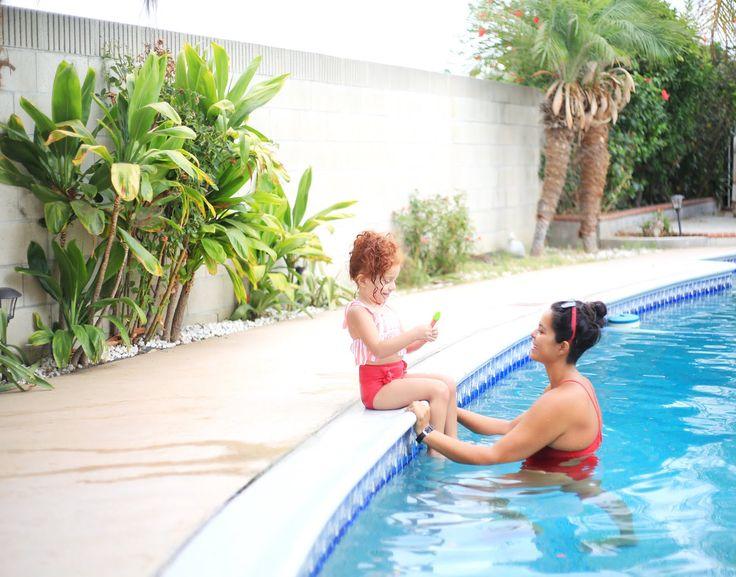 sensational swim school / in home private swim lessons