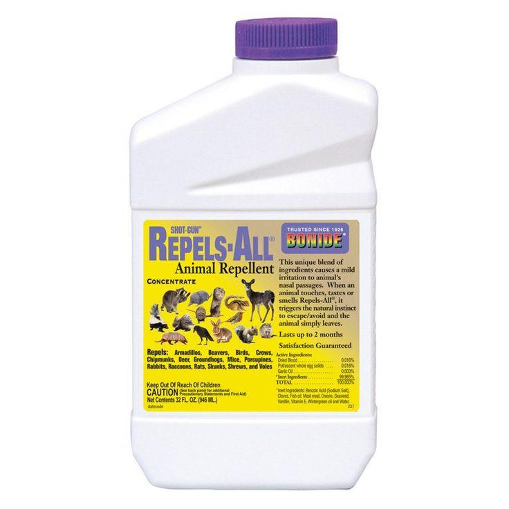 Bonide Repels-All Animal Repellent Concentrate - 916080