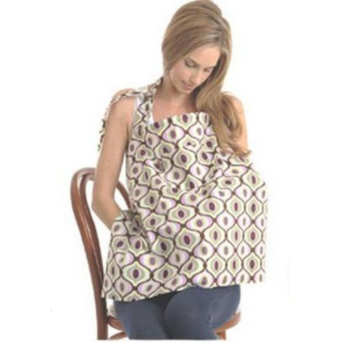 Udder-Cover-Baby-Infant-Breastfeeding-Nursing-Cover-Cotton-Cloth-Towel-No-Buckle