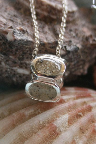 Dune Jewelry 5 Sided Sand Bead To Wear With Your Tan