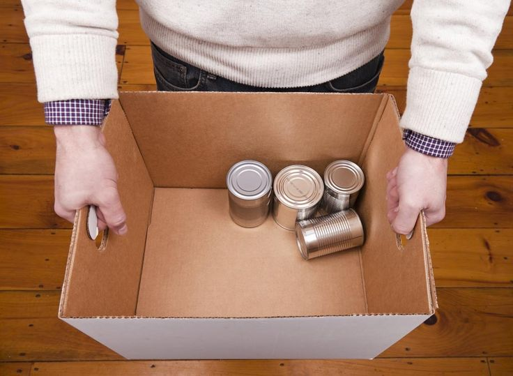From coat drives to toy drives, winter 'tis the season to be generous. But not everything that's collecting dust in your home should be a candidate for the donation box—especially when it comes to food.