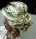 Hochzeitsgast Frisuren Medium Curls Side Buns 47+ Ideen für 2019, #Buns #curls #Guest #Hai ...