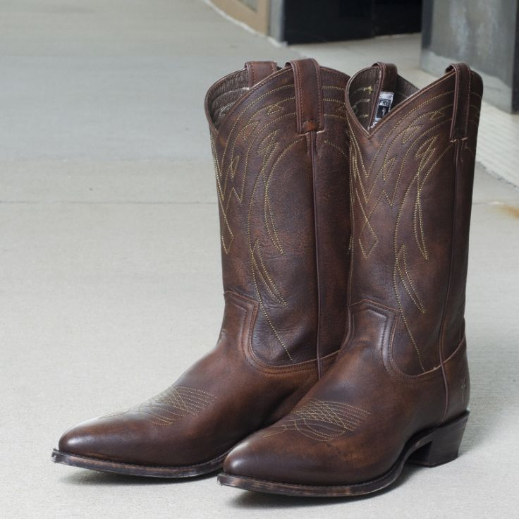 Frye Men's Billy Pull On Boot http://www.countryoutfitter.com/