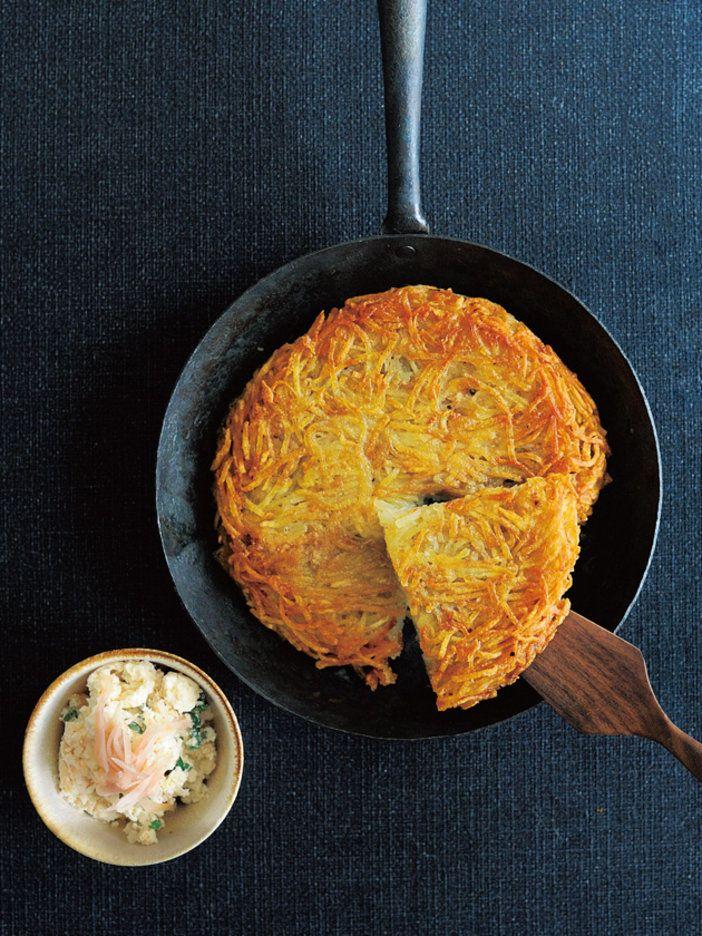 甘いクリームのコクがリッチに|『ELLE a table』はおしゃれで簡単なレシピが満載!