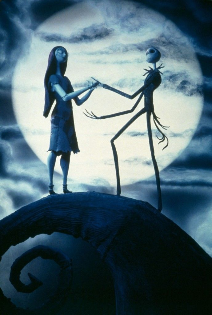 made for each other...Nightmare Before Christmas