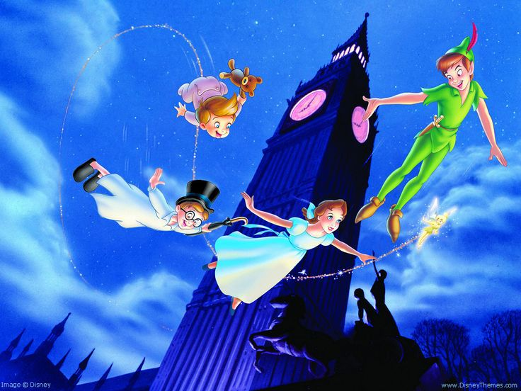 "8 Problems With Having ""Peter Pan"" Syndrome 