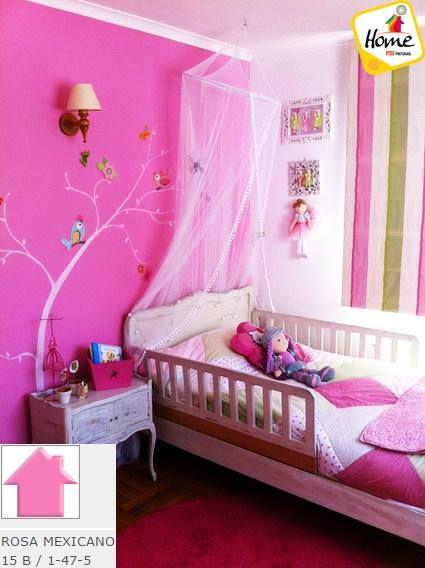 Pin de natalie abarca en cuarto d abbie en 2019 ideas de for Decoracion de la habitacion de nina rosa