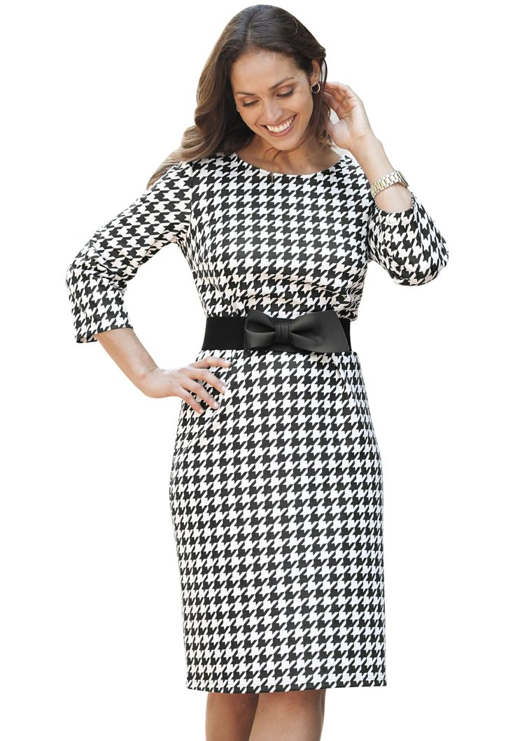Best 10+ Plus size work dresses ideas on Pinterest | Plus size ...