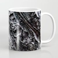 Bronzed Mug How would you enjoy sipping your morning coffee from a piece of thoughtfully designed art? Now you can!
