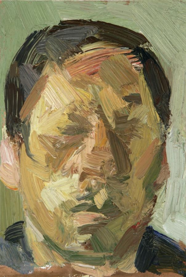 Tai-Shan Schierenberg   Small Self Portrait