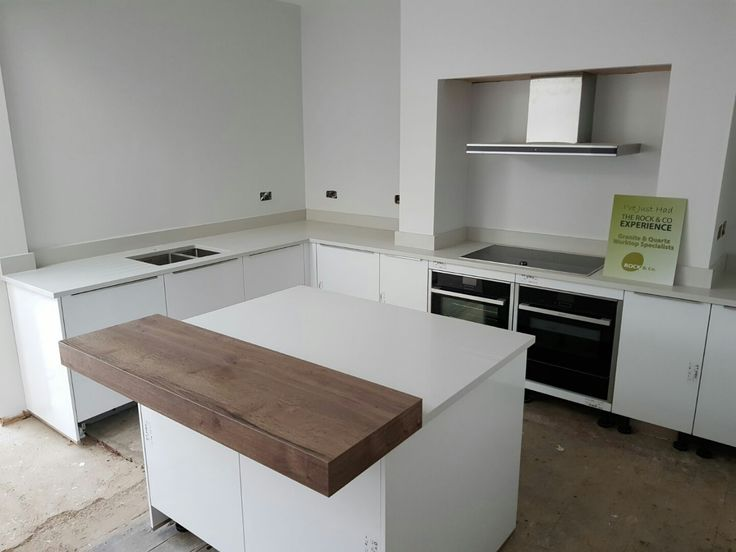 Kitchen of the week… Located in Abingdon, Northampton, showcasing the Bianco De Lusso