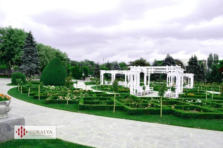 Parcul Rozelor din Timisoara