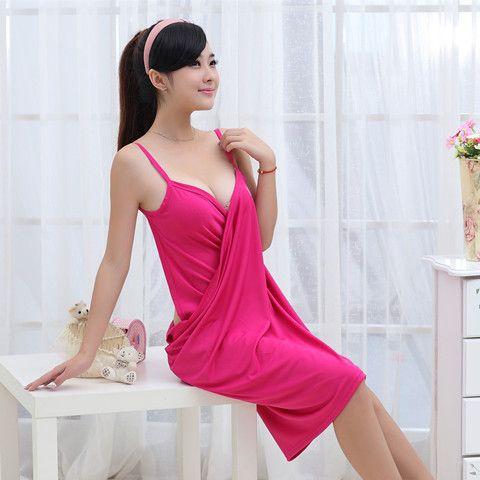 Bikini Wrap Dress - Assorted Colors
