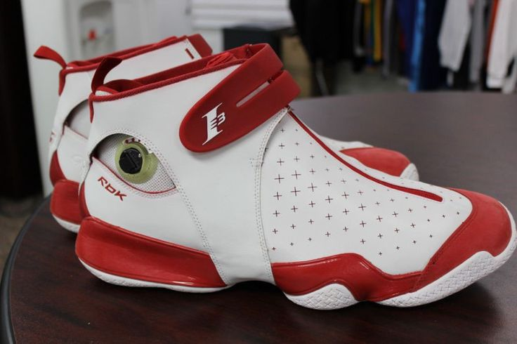 Reebok Answer 10 - History Allen Iverson Reebok Signature Sneaker Line | Solecollector