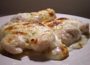 Água na boca: frango aos 4 queijos na panela de pressão - Gastronomia - Bonde. O seu portal