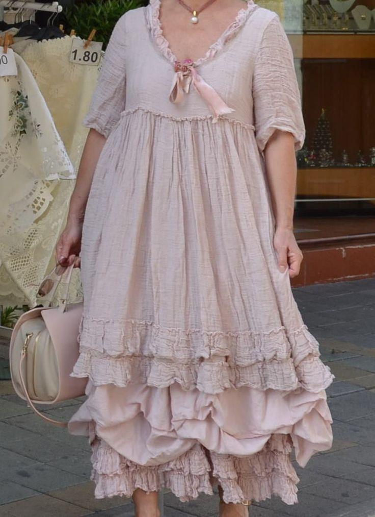 Kleid Robe Dress ZOU ZOU VON LES Ours L Neuw | eBay