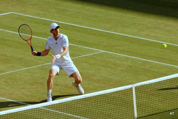 Andy Murray - Wimbledon Champion 2013 Find out all about the Wimbledon Championships: http://www.aboutbritain.com/articles/wimbledon-championships.asp
