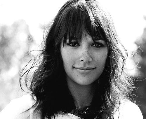 rashida jones.