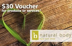Buy a Gift Card for Your Loved Ones | Natural Body Spa and Shop