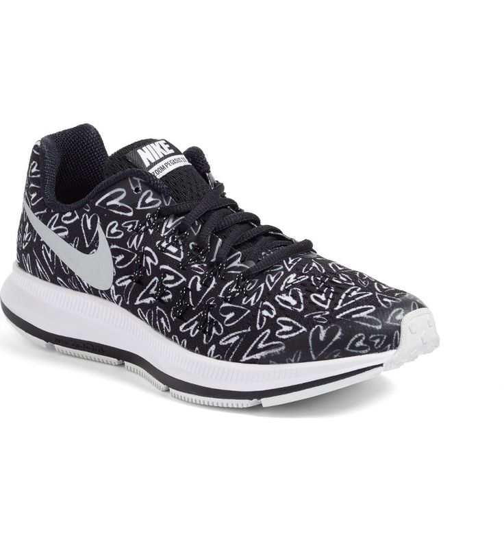 Main Image - Nike Zoom Pegasus 33 Print Sneaker (Little Kid & Big Kid)