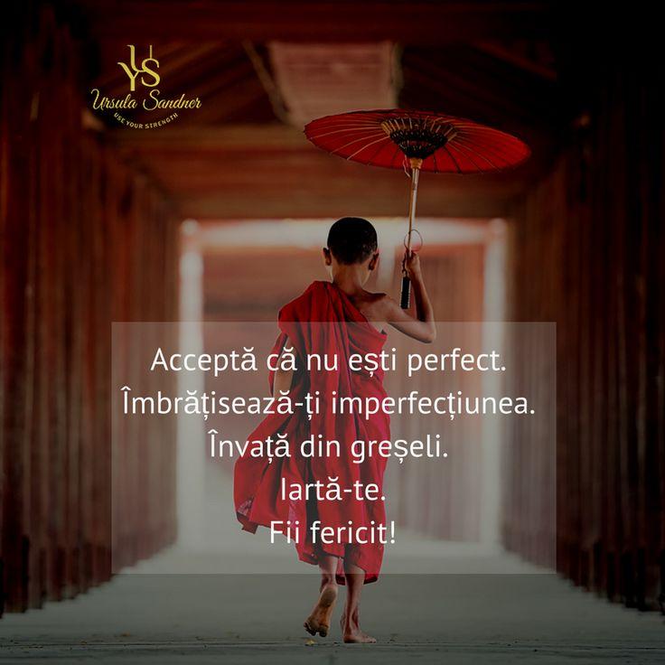 Imbratiseaza-ti imperfectiunea