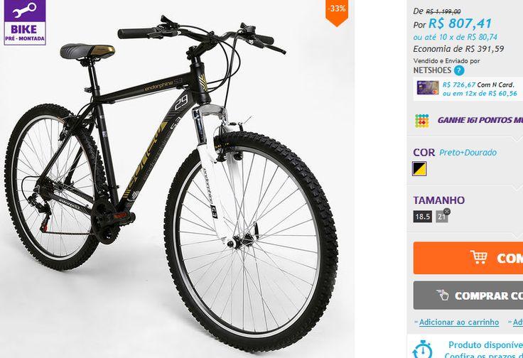 Bicicleta Gonew ENDORPHINE 5.3 Thumb Shifter Shimano Alumínio Aro 29 21 Marchas << R$ 80741 em 10 vezes >>