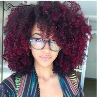 Best Selling Afro Kinky Curly Hair Wave Crochet Braids Synthetic Braiding Hair E…