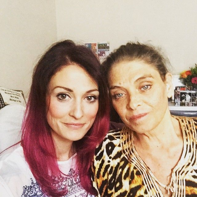 Today the most important women in my life, finally slipped into coma  to say I am heart broken is understatement. I brought her home on the 28th of Jan, and my mum has given me the best nearly 6 months I could ask for!  I am so proud to call this strong, beautiful, inspiration my mother.  As i lay here holding her hand & treasure each and everyone of  her last breathes, the hole in my heart grows bigger.  I love you mum xxxx