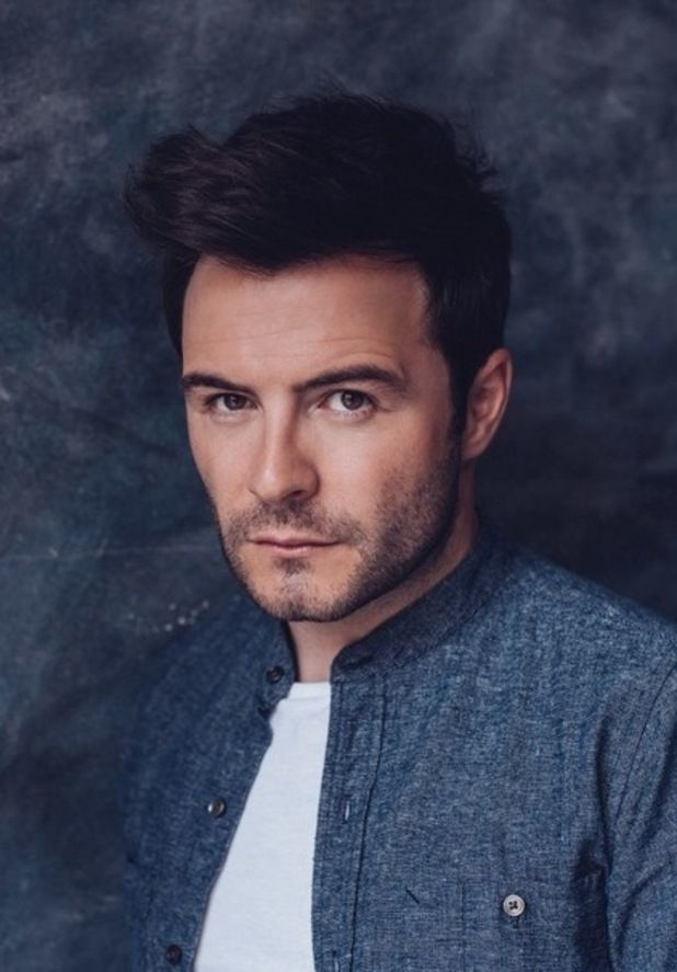 @ShaneFilan press shots for his upcoming album 'Right Here', September 2015