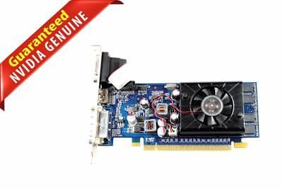﹩20.69. New Nvidia GeForce 310 512MB DDR3 64-bit PCIe 2.0 x16 Video Graphics Card FTGGG    Architecture - Tesla 2.0, GPU Variant - GT218-300-A2, GPU Name - GT218, Technology - DDR3, Bus Width - 64-bit, Size - 512MB, API Supported - DirectX 10.1, OpenGL 3.3, Bus Type - PCIe 2.0 x16, Graphics Engine - Nvidia GeForce 310, Interface Type - PCIe 2.0 x16, Type - Graphic Card, Part Number - FTGGG, UPC - 645688679904