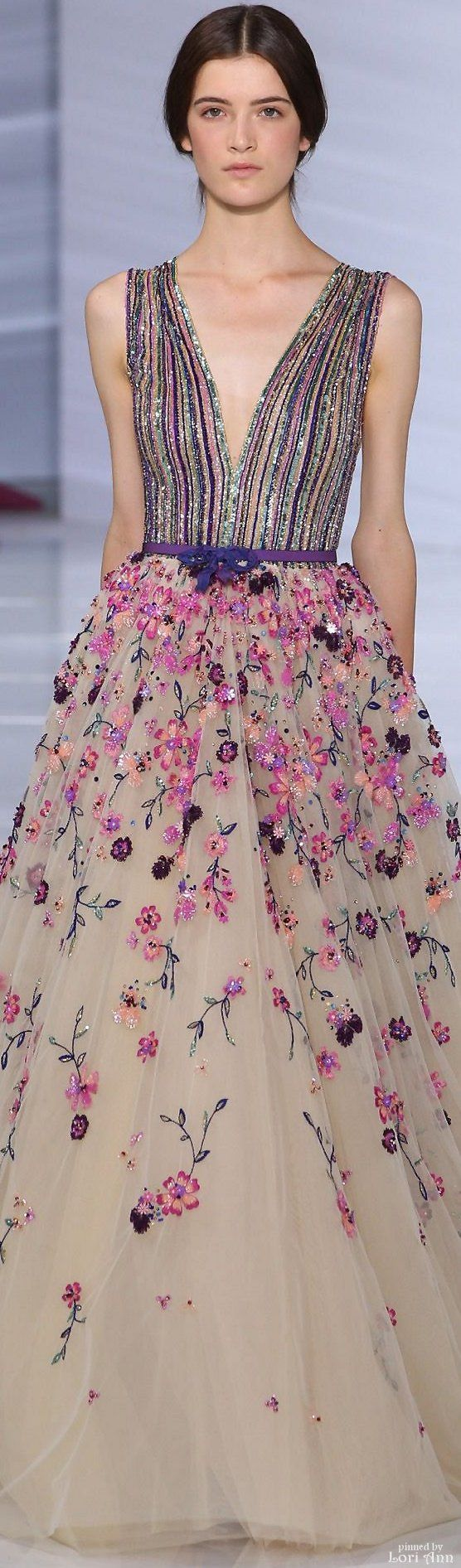 Georges Hobeika Couture Fall 2015