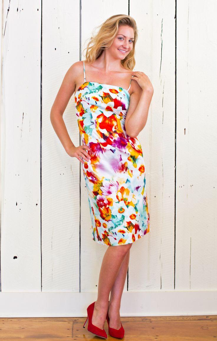 Jodi Mallinson Designs - The Kathryn Dress, $100.00 (http://www.jodimallinson.com/the-kathryn-dress/)