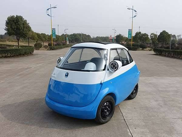 Small Electric Microlino Car Approved For European Streets What S