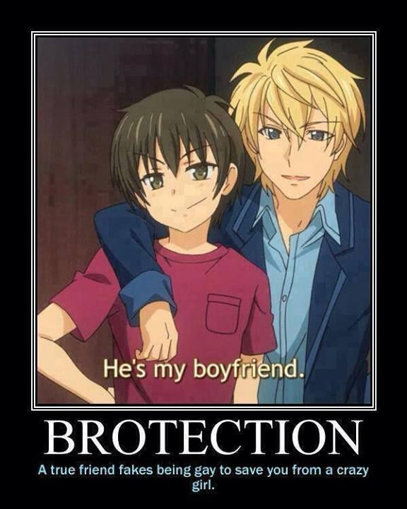 Funny Memes About Cute Guys : Images about demotivational anime posters on pinterest