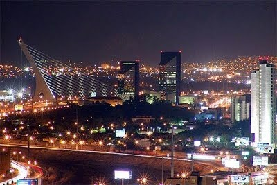 Monterrey - Mexico....These pics are better than the ones I took at night......Loved...Fun..Jude