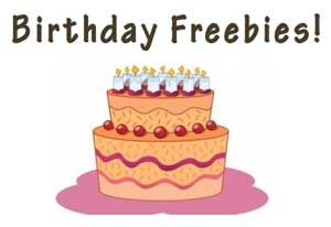 Top 15 Best #Birthday #Freebies Available on the Web ~ Sign Up for These Before You Blow Out the Candles!