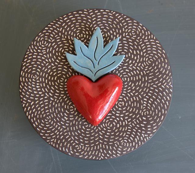 Sacred heart box
