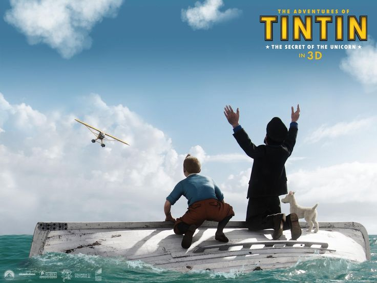 Tintin images The adventures of Tintin HD wallpaper and background