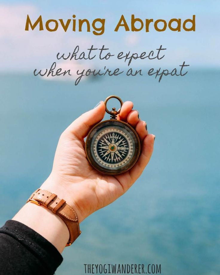 Moving abroad: what to expect when you're an expat